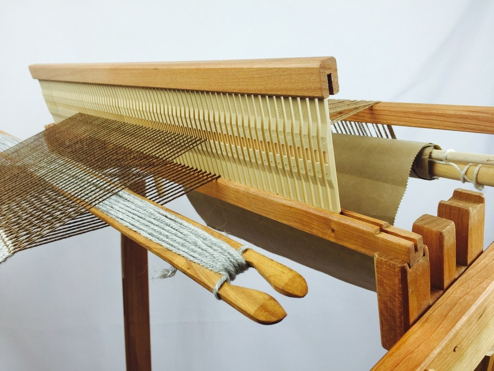 Beka Fold and Go Rigid Heddle Loom  - 2