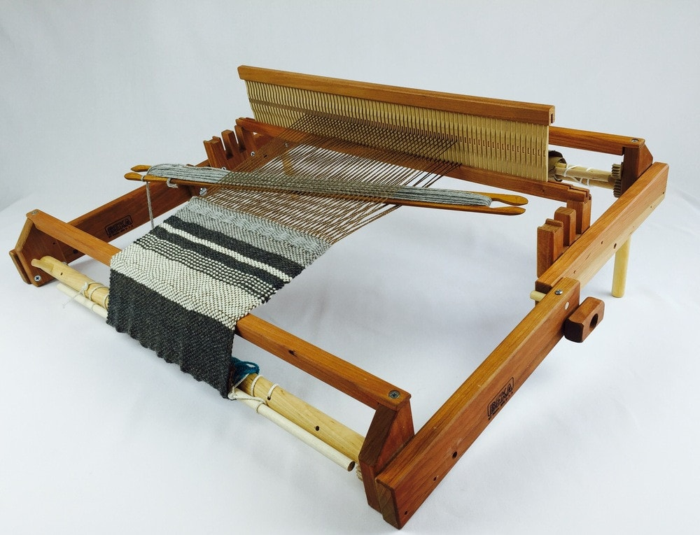 Beka Fold and Go Rigid Heddle Loom  - 8
