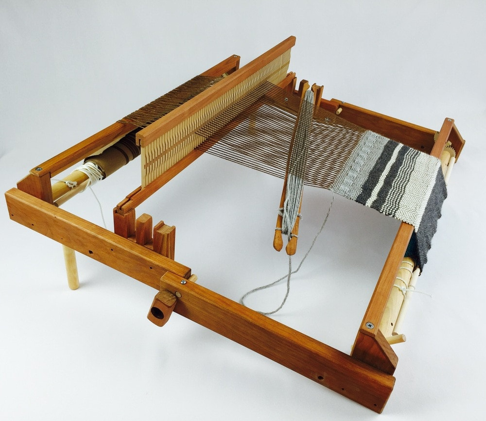 Beka Fold and Go Rigid Heddle Loom  - 9