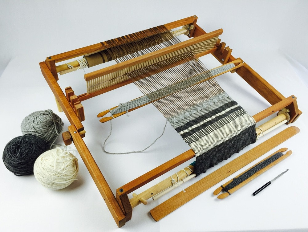 Beka Fold and Go Rigid Heddle Loom  - 1