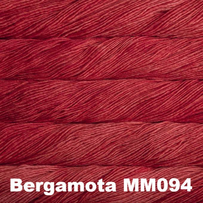 Malabrigo Worsted Yarn Semi-Solids Bergamota MM094 - 13