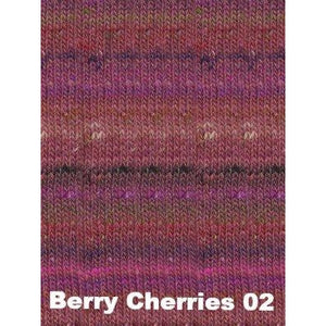 Noro Shinryoku Yarn-Yarn-Berry Cherries 02-