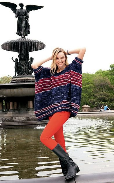 Malabrigo Pattern Book 8 - in Central Park  - 3