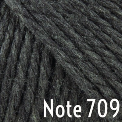 Rowan Big Wool Silk Yarn Note 709 - 5