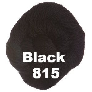 Cascade 128 Superwash Yarn Black 815 - 6