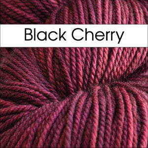 Anzula Luxury Cloud Yarn-Yarn-Black Cherry-
