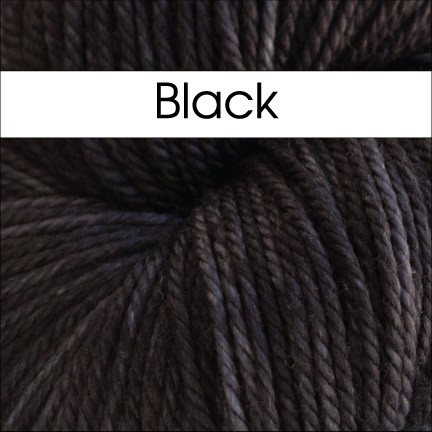 Paradise Fibers Yarn Anzula Luxury Cloud Yarn Black - 10