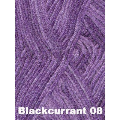 Paradise Fibers Yarn Debbie Bliss Baby Cashmerino Tonals Blackcurrant 08 - 5