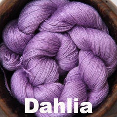 Paradise Fibers Yarn Reywa Fibers Bloom Yarn Dahlia - 7