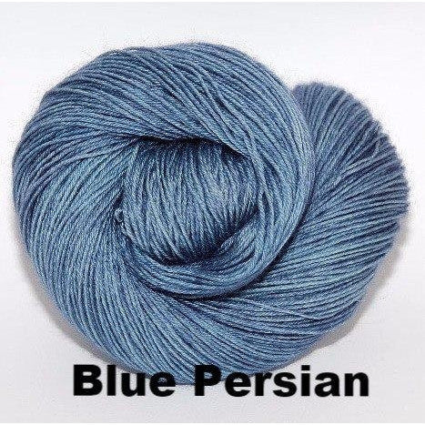Paradise Fibers Yarn Ancient Arts DK Yarn - Meow Collection Blue Persian - 1