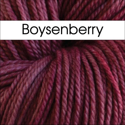 Paradise Fibers Yarn Anzula Luxury Cloud Yarn Boysenberry - 30