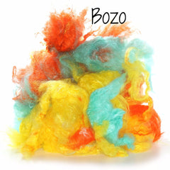 Camaj Hand Dyed Mulberry Silk Cloud- Soffsilk® Bozo / 1oz - 7