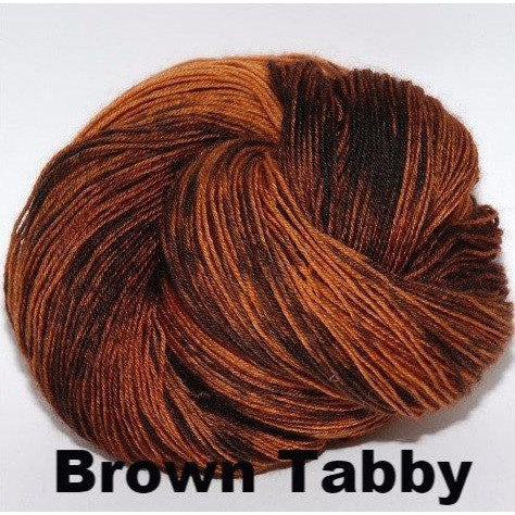 Ancient Arts DK Yarn - Meow Collection Brown Tabby - 4
