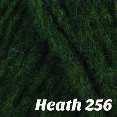 Rowan Brushed Fleece Yarn Heath 256 - 12