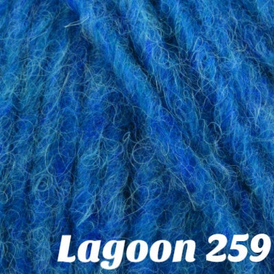 Rowan Brushed Fleece Yarn Lagoon 259 - 9