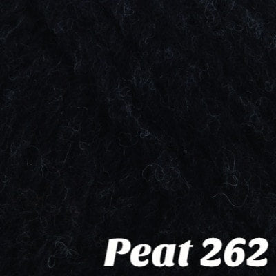Rowan Brushed Fleece Yarn Peat 262 - 6