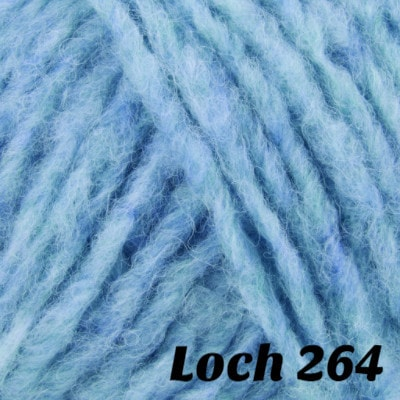 Rowan Brushed Fleece Yarn Loch 264 - 4
