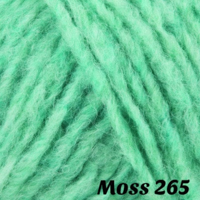 Rowan Brushed Fleece Yarn Moss 265 - 3