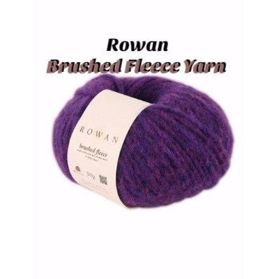 Rowan Brushed Fleece Yarn  - 1