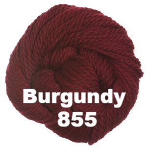 Cascade 128 Superwash Yarn Burgundy 855 - 2