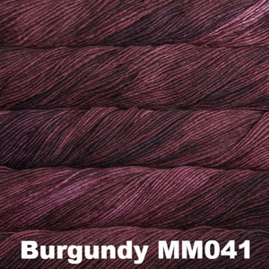 Malabrigo Worsted Yarn Semi-Solids-Yarn-Burgundy MM041-
