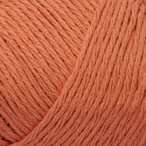 Brown Sheep Cotton Fine Yarn-Yarn-Terracotta Canyon CW625-