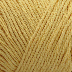 Brown Sheep Cotton Fine Yarn-Yarn-Buttercream CW725-