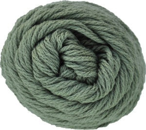Brown Sheep Cotton Fine Yarn (1/2 lb Cone) Olive Burst CW846 - 47