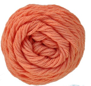 Brown Sheep Cotton Fine Yarn (1/2 lb Cone) Apricot Nectar CW863 - 52