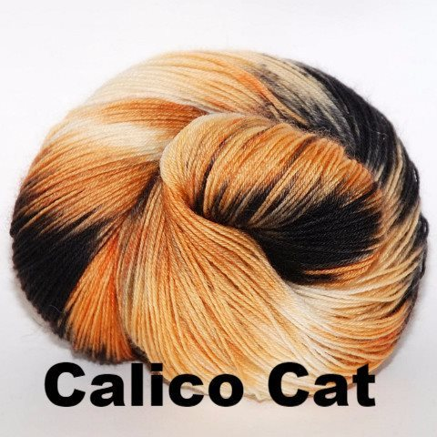 Ancient Arts DK Yarn - Meow Collection Calico Cat - 5