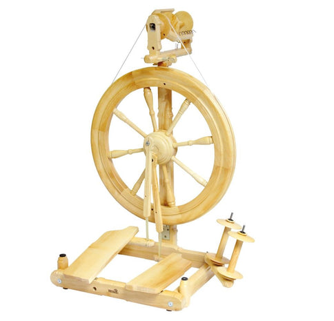 Kromski Sonata Spinning Wheel Clear - 3