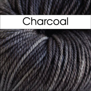 Anzula Luxury Cloud Yarn-Yarn-Charcoal-