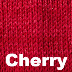 Sweet Georgia Tough Love Sock - Semi Solids-Yarn-Cherry-