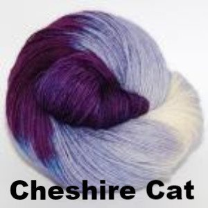 Paradise Fibers Yarn Ancient Arts DK Yarn - Meow Collection Cheshire Cat - 7