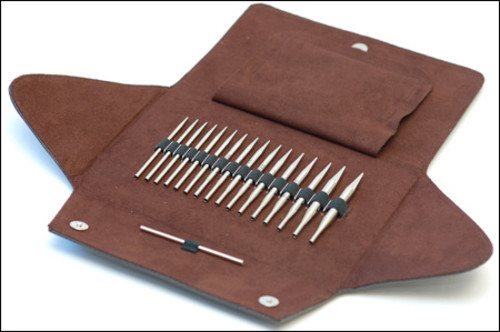 Addi Click Lace Short Tip Interchangeable Knitting Needle Set
