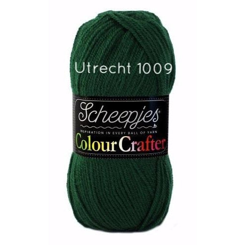 Scheepjes Colour Crafter Yarn Utrecht 1009 - 58
