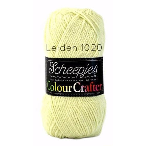 Scheepjes Colour Crafter Yarn Leiden 1020 - 25