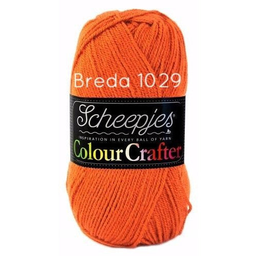 Scheepjes Colour Crafter Yarn Breda 1029 - 36