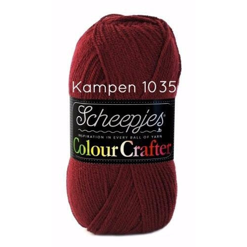 Scheepjes Colour Crafter Yarn Kampen 1035 - 24