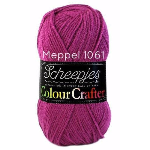Scheepjes Colour Crafter Yarn Meppel 1061 - 65
