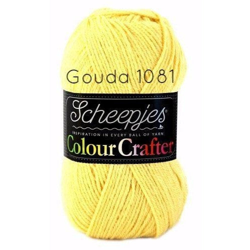 Scheepjes Colour Crafter Yarn Gouda 1081 - 26