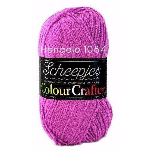 Scheepjes Colour Crafter Yarn Hengelo 1084 - 64