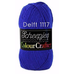Scheepjes Colour Crafter Yarn Delft 1117 - 80