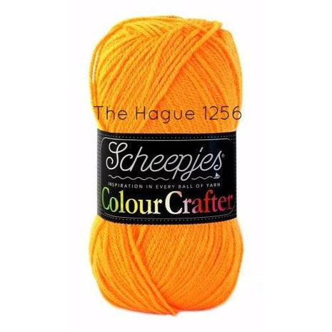 Scheepjes Colour Crafter Yarn The Hague 1256 - 33