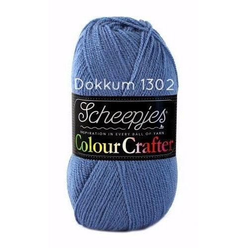 Scheepjes Colour Crafter Yarn Dokkum 1302 - 78