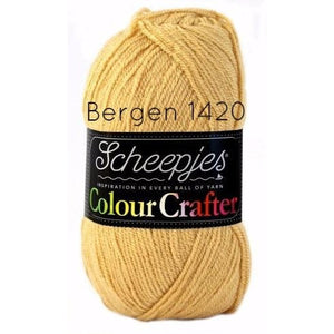 Scheepjes Colour Crafter Yarn Bergen 1420 - 46
