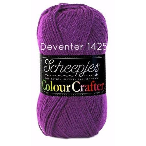 Scheepjes Colour Crafter Yarn Deventer 1425 - 69
