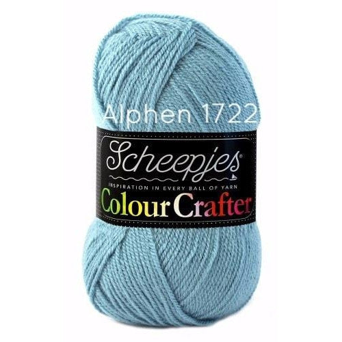 Scheepjes Colour Crafter Yarn Alphen 1722 - 73