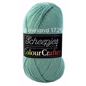 Scheepjes Colour Crafter Yarn Ameland 1725 - 43