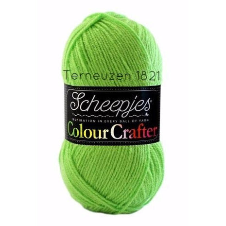 Scheepjes Colour Crafter Yarn Terneuzen 1821 - 50